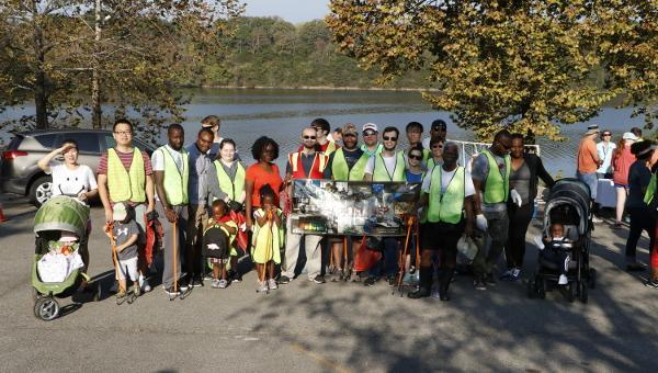 Lake Sequoyah Clean-Up